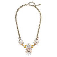 Canary Spikes Necklace