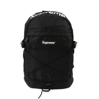 "Black ""Supreme"" Stylish Backpack"