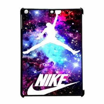 LMFUG7 Jordan Nebula Galaxy Nike iPad Air Case
