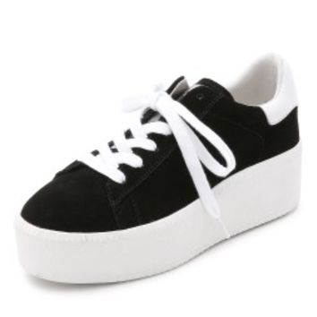 Cult Lace Up Sneakers
