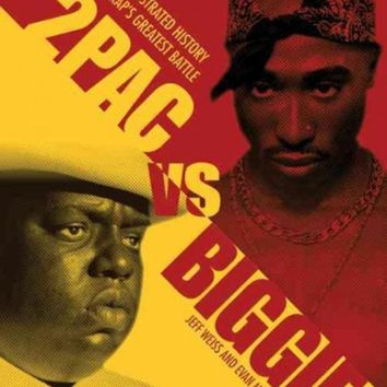 CREYCY2 2pac vs. Biggie: The Illustrated History of Rap's Greatest Battle