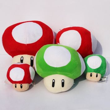 Super Mario party nes switch 20CM Toad Mushroom Stuffed Dolls Plush Toys   inch   Mushrooms Dolls For Girls gifts AT_80_8