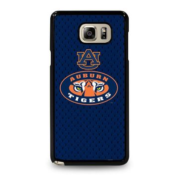 AUBURN TIGERS FOOTBALL Samsung Galaxy Note 4 Case Cover