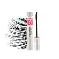 Long Lasting Black Mascara 3D Fiber Eyelash Long Curling Lashes Extension Makeup