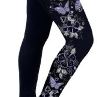 Figure Skating Practice Pants P02 (Child Medium)