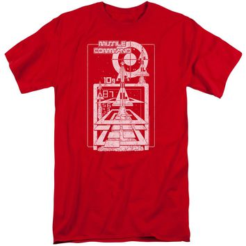 Atari - Lift Off Short Sleeve Adult Tall