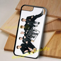 Why Don't We Band iPhone 5 5s 6 6s 7 8 X Plus Hard Plastic Case