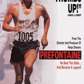 Prefontaine 11x17 Movie Poster (1996)