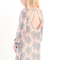 Blooming Sophisticate Dress in Pink - $36.50 : ThreadSence, Women's Indie & Bohemian Clothing, Dresses, & Accessories