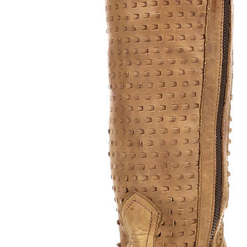 Women's Mansfield Boot  - Stone Yellow