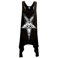 Goat of Mendes Racerback Dress [B] | KILL STAR