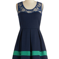 Regatta Gala Dress | Mod Retro Vintage Dresses | ModCloth.com