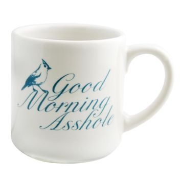 Good Morning Asshole | Coffee Mug - 10-oz