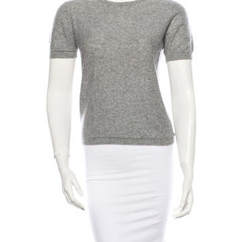 Brunello Cucinelli Cashmere Top