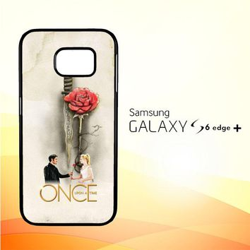 Once Upon A Time Rose X3423 Samsung Galaxy S6 Edge Plus Case