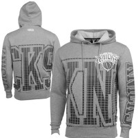 New York Knicks Grater Pullover Hoodie - Ash