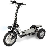 The All Terrain Electric Transporter - Hammacher Schlemmer