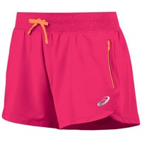 "ASICS® 4"" Fuzex Pocketed Knit Shorts - Women's at Foot Locker"