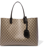 Gucci - Turnaround medium reversible leather tote