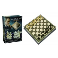 Kasparov Wood Chess Set Board Game | Buy them at BoardGames.com - The largest Online Board Game Store
