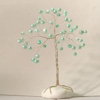 Freshwater Pearl Wire Tree,wire wrap tree, wire tree sculpture