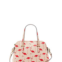 Kate Spade Cedar Street Flamingos Maise Shell Pink ONE