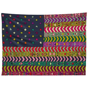 Bianca Green My USA Tapestry