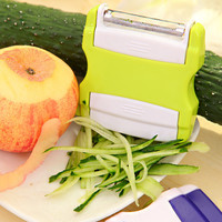 Innovative Multi-functioned Knife Home Peeler [6314136966]