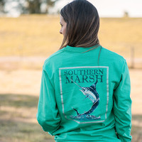 Southern Marsh Fishing - Long Sleeve