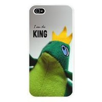 I am the Frog King iPhone 5 Case> iPhone 5 Cell Phone Cases> Cross Threads