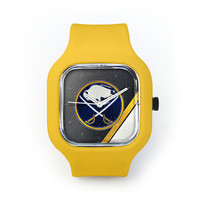 Buffalo Sabres® Watch in a Yellow Strap