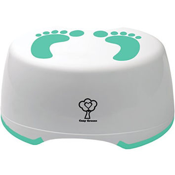 image quarter bamboo bathroom stool cozy greensar child step stool stepping stool for children perfect for kids bathroom