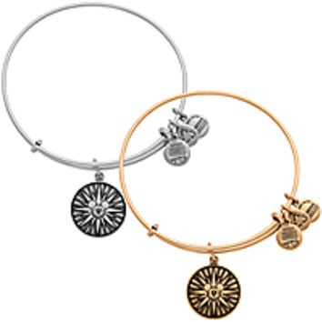 Mickey's Fun Wheel Bangle by Alex and Ani - Disneyland