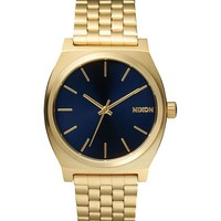 Nixon Time Teller Gold Watch - Gifts - Accessories - Shop | The Idle Man