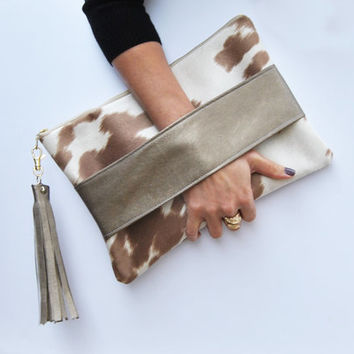 Statement Clutch - Hands Clutch OK by VIDA VIDA PZKEdhmn