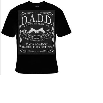 dads against daughter t shirt great cute funny cool gift fathers tshirts