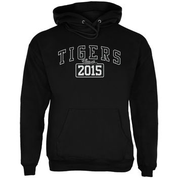 Graduation - Tigers Class of 2015 Black Adult Hoodie