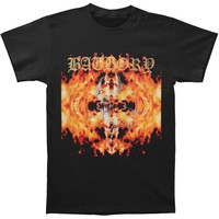 Bathory Men's  Hordes T-shirt Black