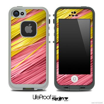 Neon Straws Skin for the iPhone 5 or 4/4s LifeProof Case