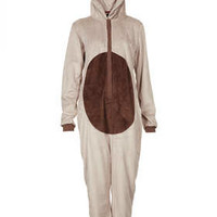 Reindeer Novelty Fluffy Onesuit - New In This Week  - New In