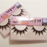 Daiso Japan Online Store - False eyelash, volume type, #11 ,10pks