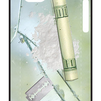 Cocaine iPhone Case by cdoty