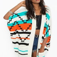 Arizona Knit Cardi in  What's New at Nasty Gal