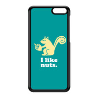 I like Nuts Black Hard Plastic Case for Amazon Fire Phone by Chargrilled