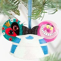 Alice in Wonderland Ear Hat Ornament | Disney Store