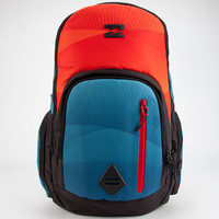 Billabong Command Backpack Red One Size For Men 25899630001
