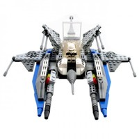 X-Wing Fighter - Lego Compatible Model