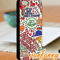 Austin Mahone Collage - iPhone 4/4s/5 Case - Samsung Galaxy S3/S4 Case - Blackberry Z10 Case - Ipod 4/5 Case - Black or White