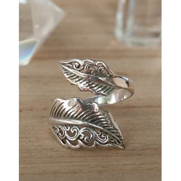 Feather Ring (BJR105)