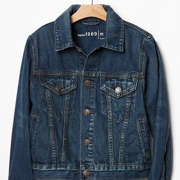 Gap Boys 1969 Denim Jacket